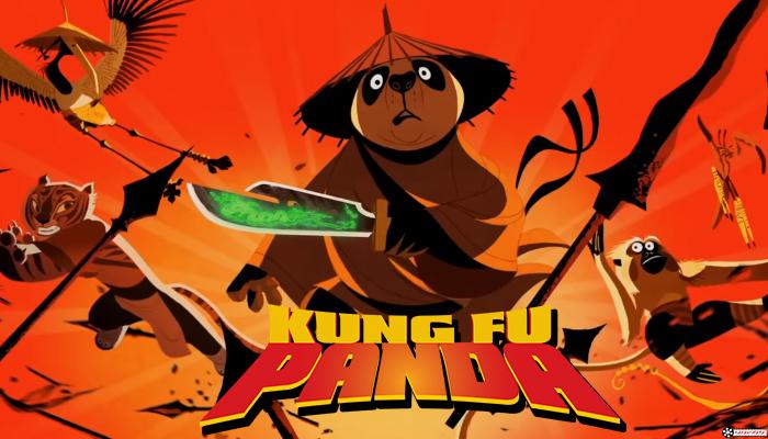 Kung Fu Panda (กังฟูแพนด้า)