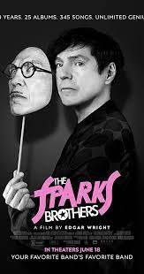 รีวิวเรื่อง THE SPARKS BROTHERS (2021)
