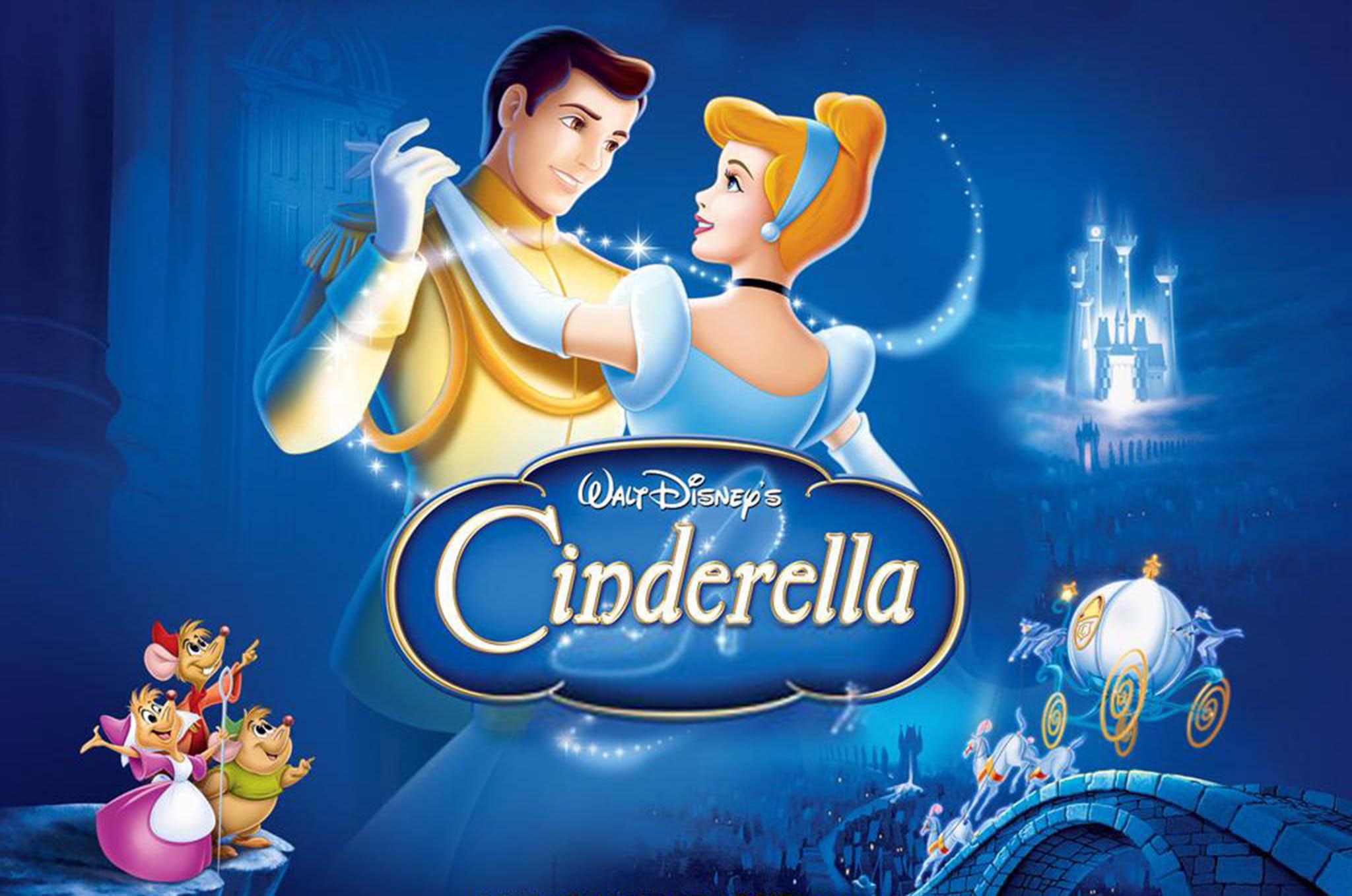 Cinderella : ซินเดอเรลล่า