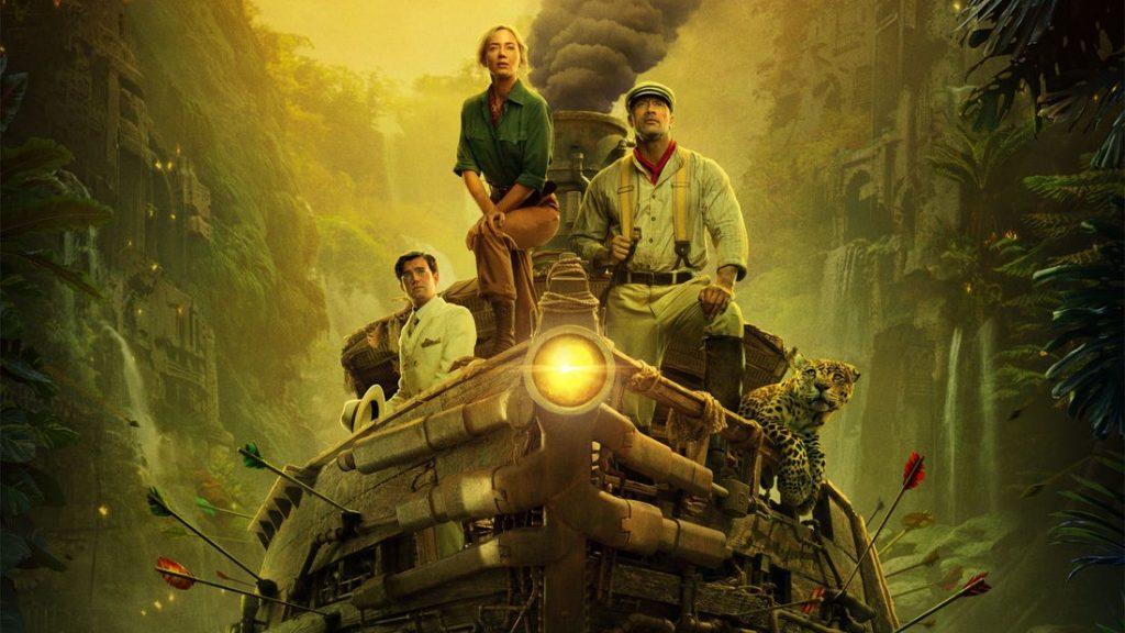รีวิว หนัง Jungle Cruise